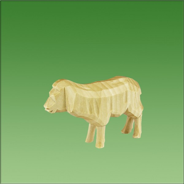 Schaf stehend 12 cm