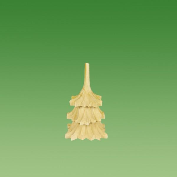geschnitzte Fichte, 5,5 cm