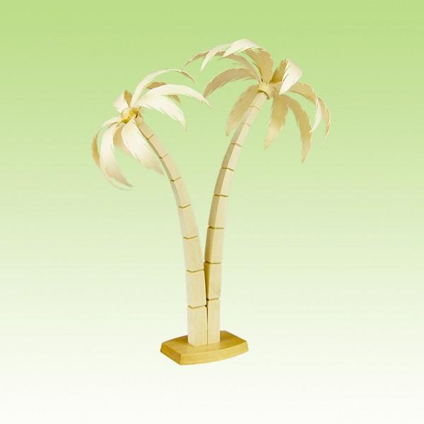geschnitzte Palmen, 3 Varianten