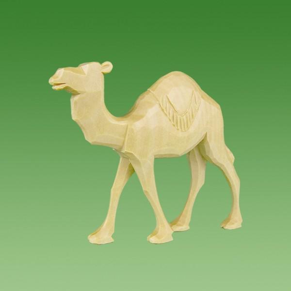 geschnitztes Kamel, laufend