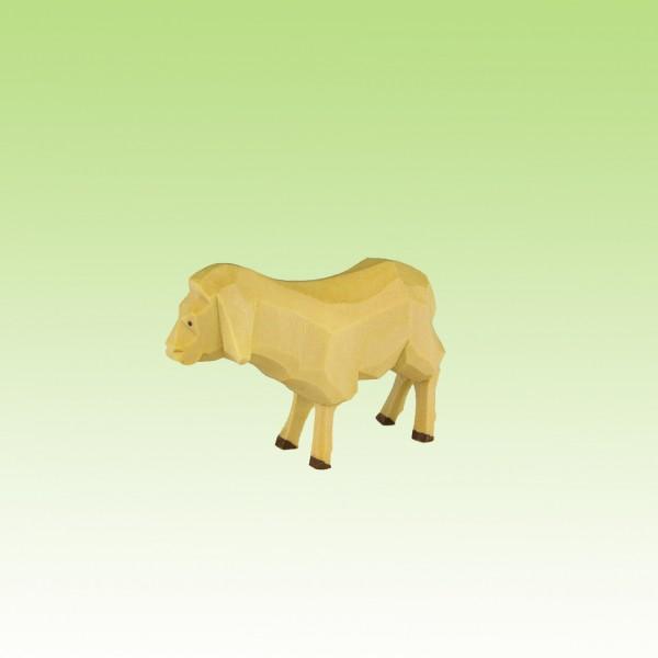 geschnitztes Schaf, stehend