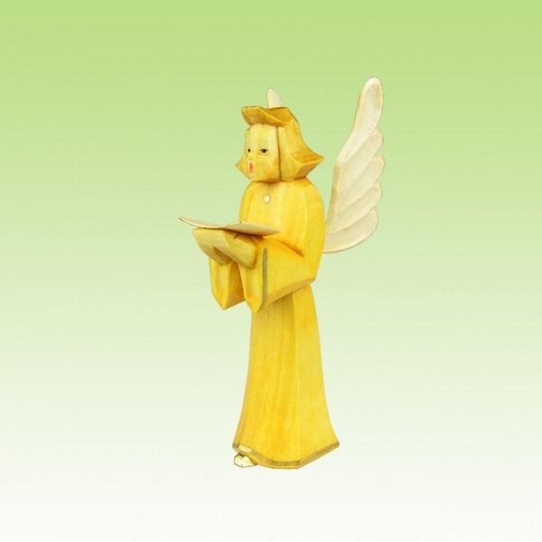 geschnitzter Engel