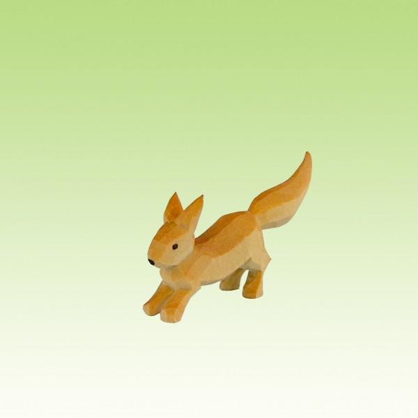 Eichhörnchen hoppelnd