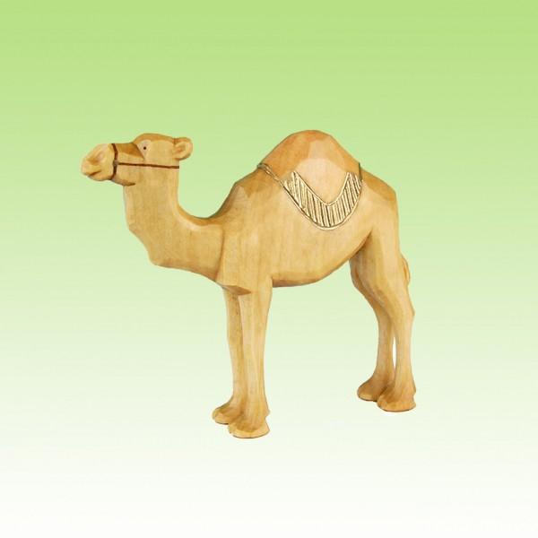 geschnitztes Kamel, stehend