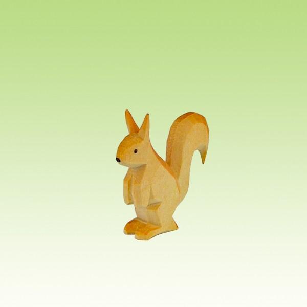 Eichhörnchen stehend