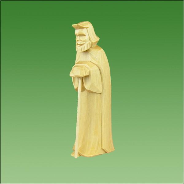 geschnitzter Josef, 12cm, natur